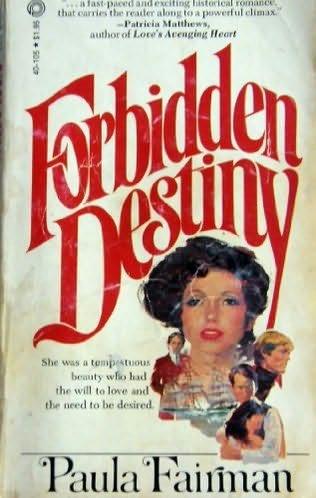 book cover of Forbidden Destiny