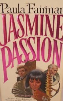 book cover of Jasmine Passion