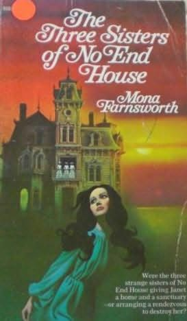 book cover of The Three Sisters of No End House