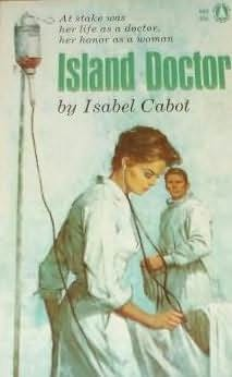 book cover of Island Doctor