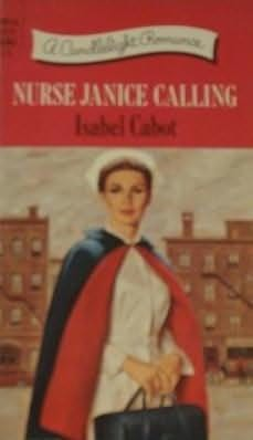 book cover of Nurse Janice Calling