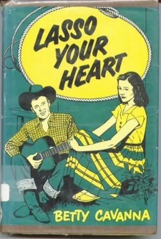 book cover of Lasso Your Heart