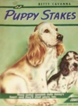 book cover of Puppy Stakes