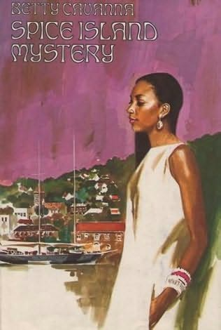book cover of Spice Island Mystery