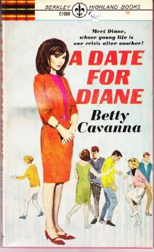 book cover of A Date for Diane