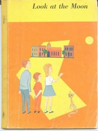 book cover of Look At the Moon