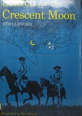 book cover of Search for the Crescent Moon