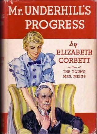 book cover of Mr. Underhill\'s Progress