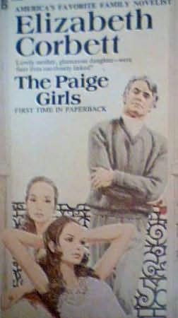 book cover of The Paige Girls