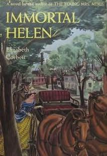 book cover of Immortal Helen