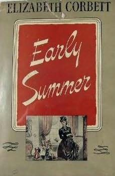 book cover of Early Summer