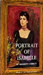 book cover of Portrait of Isabelle