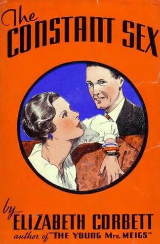 book cover of The Constant Sex