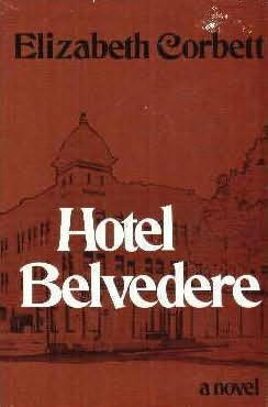 book cover of Hotel Belvedere