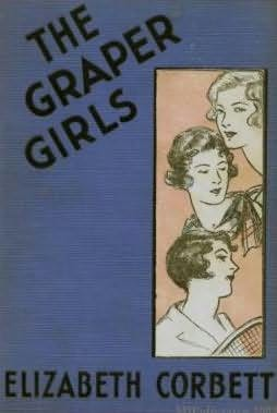 book cover of The Graper Girls