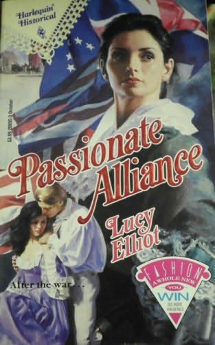 book cover of Passionate Alliance
