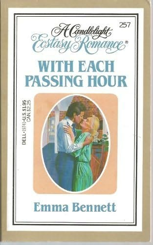 book cover of With Each Passing Hour