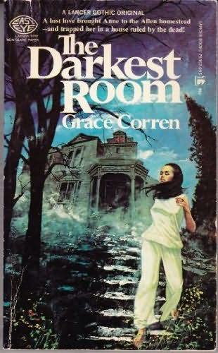 book cover of The Darkest Room