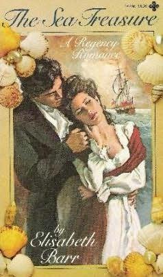 book cover of The Sea Treasure