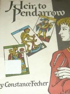 book cover of Heir to Pendarrow