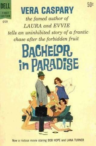 book cover of Bachelor in Paradise