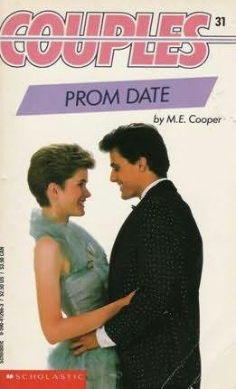 book cover of Prom Date
