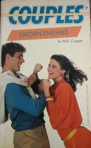 book cover of Sworn Enemies
