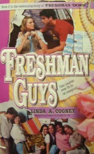 book cover of Freshman Guys