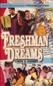 book cover of Freshman Dreams