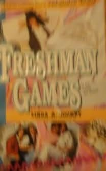 book cover of Freshman Games