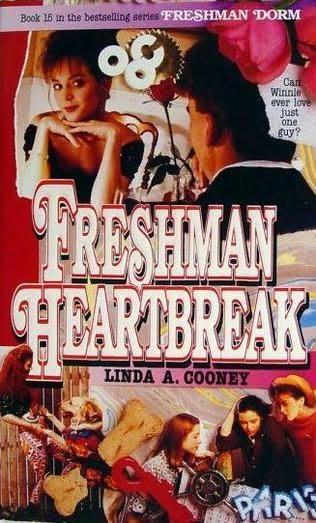 book cover of Freshman Heartbreak