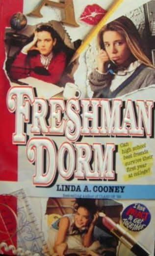 book cover of Freshman Dorm