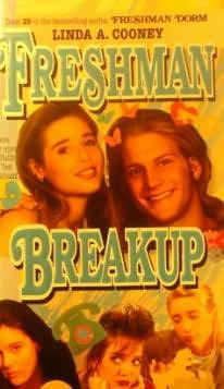 book cover of Freshman Breakup