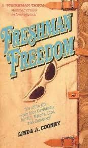 book cover of Freshman Freedom
