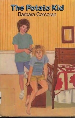 book cover of The Potato Kid