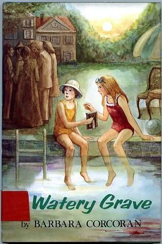 book cover of A Watery Grave