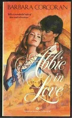 book cover of Abbie in Love