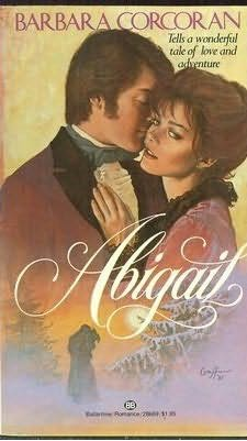 book cover of Abigail