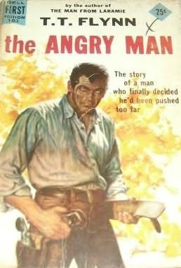 book cover of The Angry Man