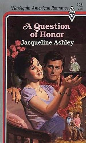 book cover of A Question of Honor