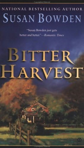 book cover of Bitter Harvest