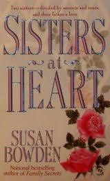 book cover of Sisters at Heart