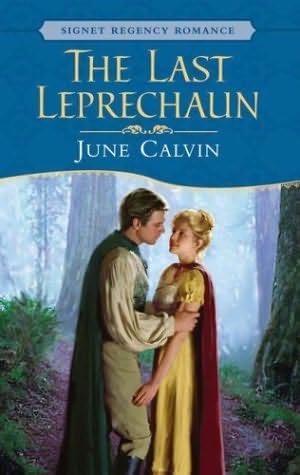 book cover of The Last Leprechaun