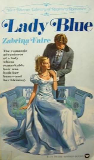 book cover of Lady Blue
