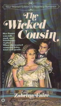 book cover of The Wicked Cousin