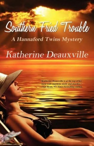 book cover of Southern Fried Trouble