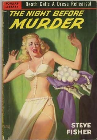 book cover of The Night Before Murder