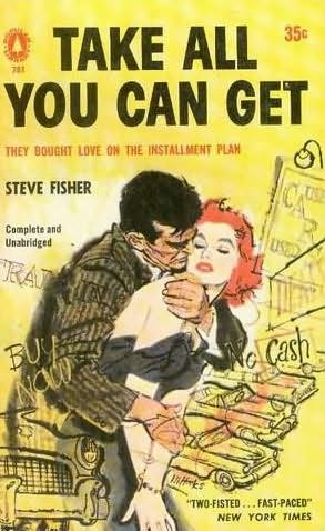 book cover of Take All You Can Get