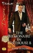 book cover of The Billionaire in Penthouse B