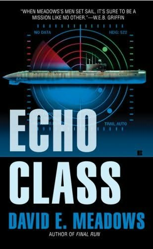 book cover of Echo Class